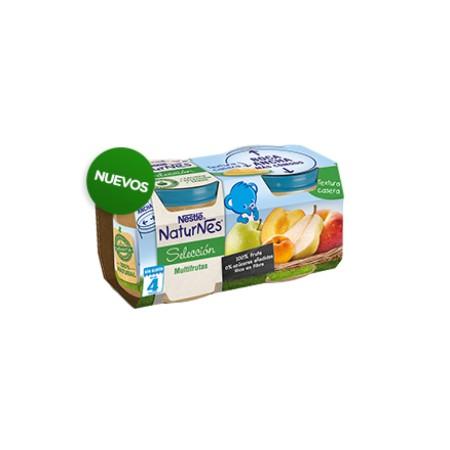 Nestlé Naturnes selección multifrutas 2x200 g