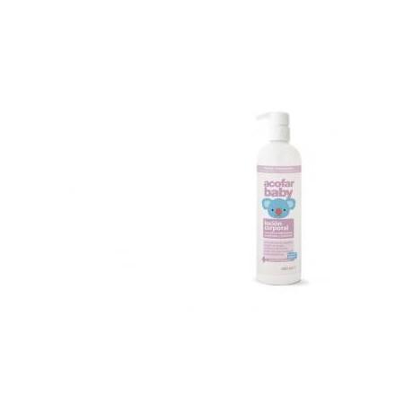 Acofarbaby loción hidratante 400 ml