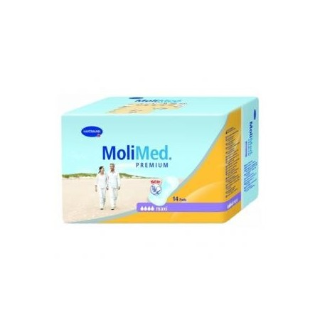 MOLICARE LADY 4,5 GOTAS 660 ML 14 U (EQUIVALE AL ANTIGUO MAXI)
