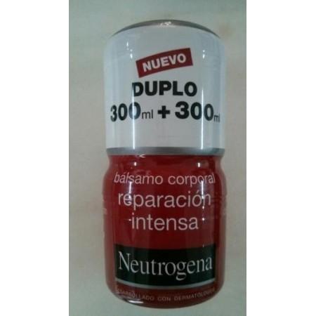 Neutrogena bálsamo reparación intensa 2x300 ml