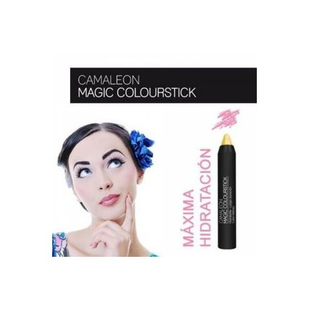 Camaleon magic colourstick 4 g amarillo