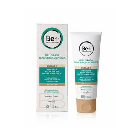 BE+ MED ACNICONTROL ANTIBRILLOS Y GRANOS C/C 40ML