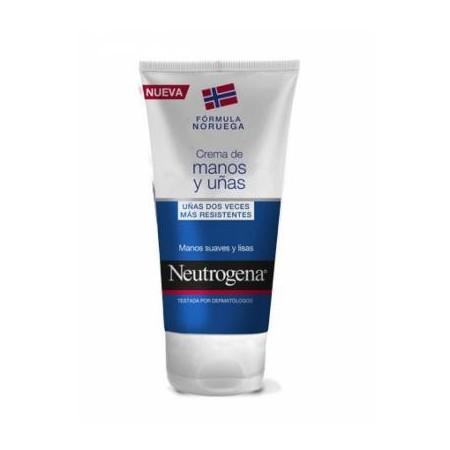 Neutrógena Crema manos y uñas 75 ml.