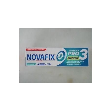 Novafix Pro3 frescor 50 g GRATIS