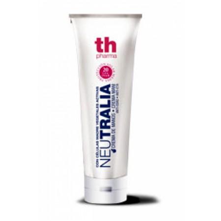 Neutralia crema de manos antimanchas con SPF30 75 ml