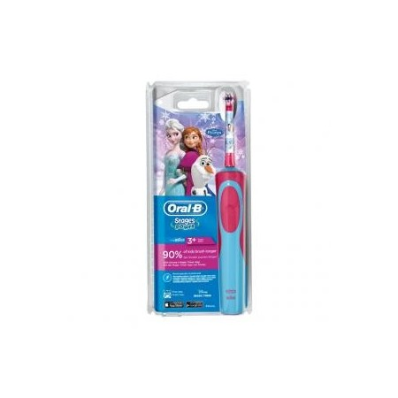 CEPILLO ELECTRICO INFANTIL +3 AÑOS ORAL-B STAGES FROZEN