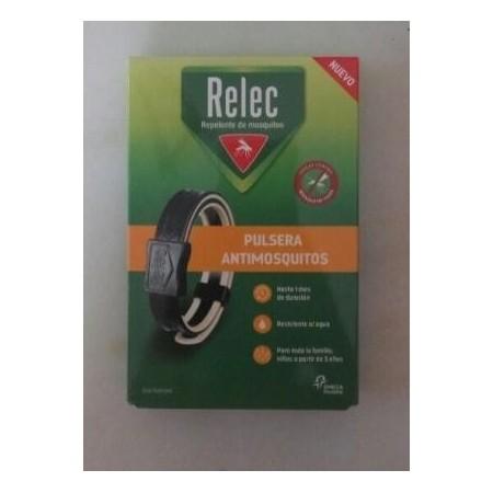 Relec pulsera adultos antimosquitos