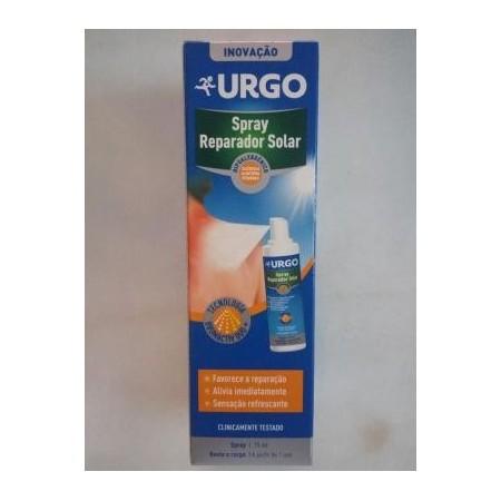 Urgo spray reparador solar 75 ml