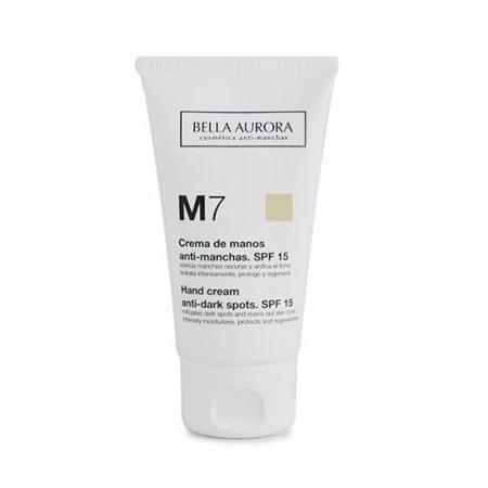 Bella Aurora crema de manos M7 antimanchas 75 ml