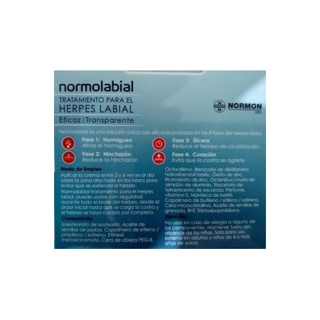 Normolabial 6 ml