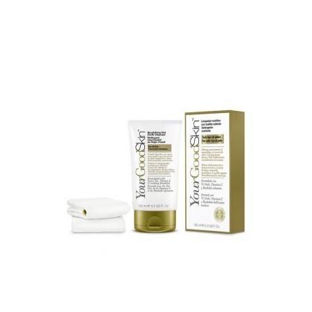 YourGoodSkin Limpiador Nutritivo con Toallita Caliente 125 ml
