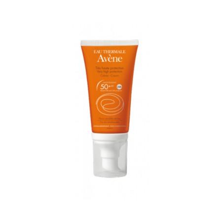 Crema Avène SPF 50+ 50 ml