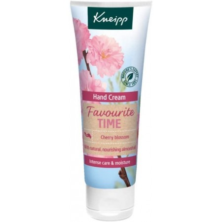 KNEIPP CREMA DE MANOS FAVOURITE TIME 75 ML