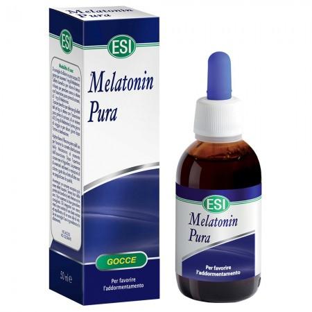 MELATONIN PURA GOTAS 1 MG 50 ML