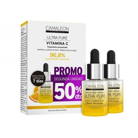 DUPLO CAMALEON ULTRA PURE VITAMINA C 2X15 ML