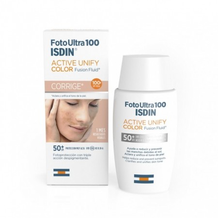 Fotoultra 100 active unify color SPF50+ 50 ml
