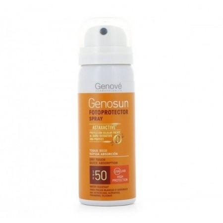 GENOSUN SPRAY SPF 50 30 ML
