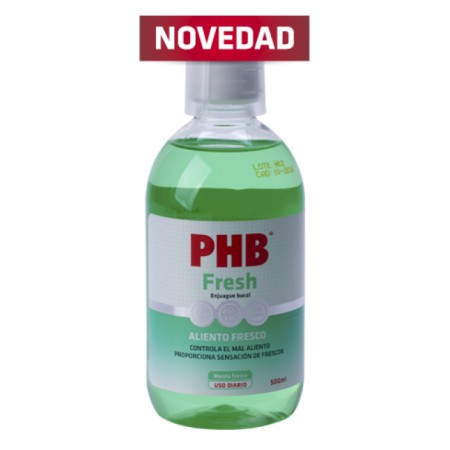 Colutorio PHB Fresh 500ml