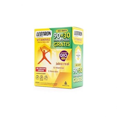 LEOTRON VITAMINAS 90 COMPRIMIDOS (+30 DE REGALO)