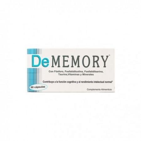 DEMEMORY 60 CAPS