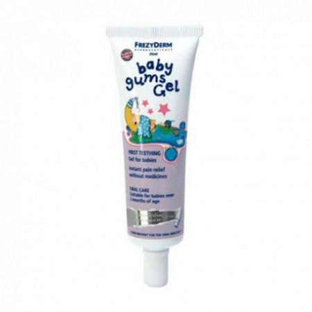 BABY GUMS GEL FREZYDERM 25 ML