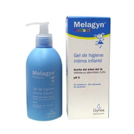 MELAGYN GEL PEDIATRICO CON DOSIFICADOR 200 ML