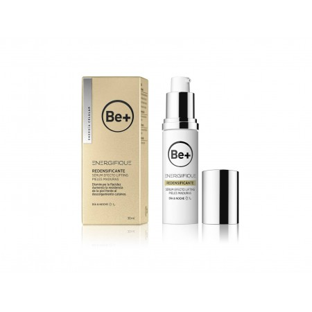 BE+ ENERGIFIQUE REDENSIFICANTE SERUM EFECTO LIFTING PIELES MADURAS 1 ENVASE 30 ML