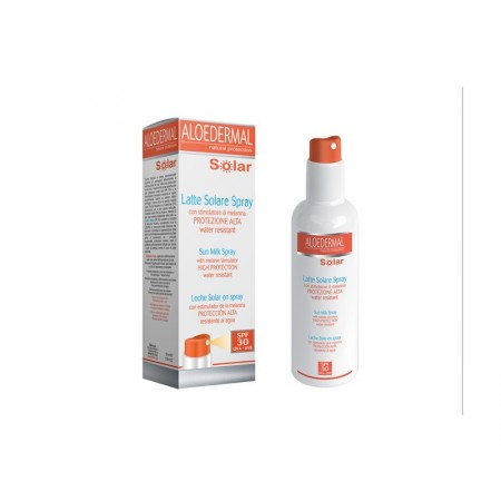 SOLAR ALOEDERMAL LECHE SPRAY FP-30 (150ML.)