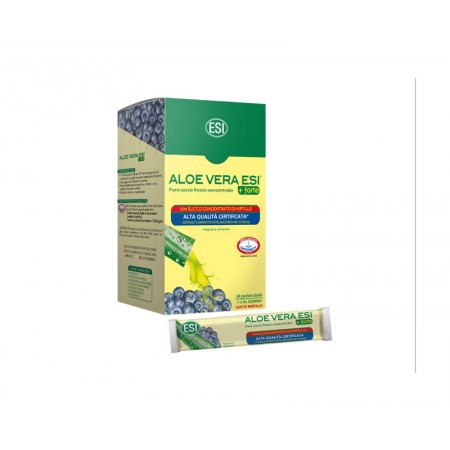 ZUMO FORTE ALOE VERA+MIRTILO 24 POCKET DRINK