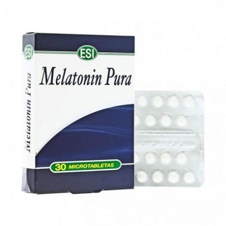 MELATONIN PURA 1 MG (30MTABL.)