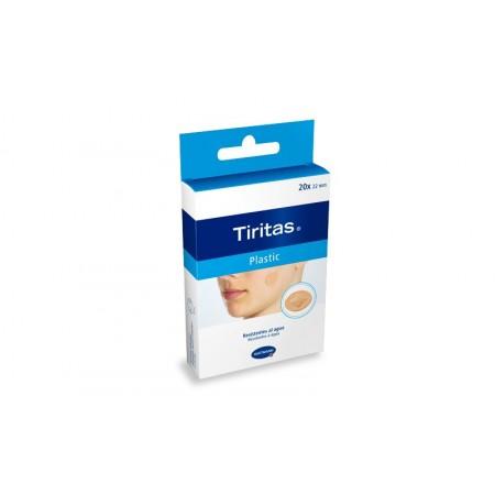 Tiritas Plastic 20 unidades