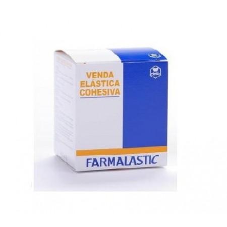 VENDA ELASTICA COHESIVA FARMALASTIC BEIGE 4.5 M X 5 CM