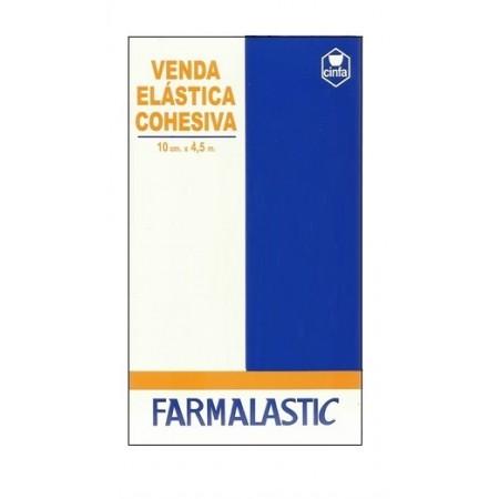 VENDA ELASTICA COHESIVA FARMALASTIC BEIGE 4,5 M