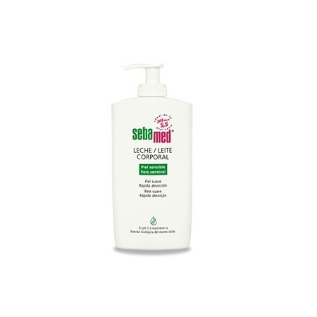 SEBAMED LECHE CORPORAL 400 ML