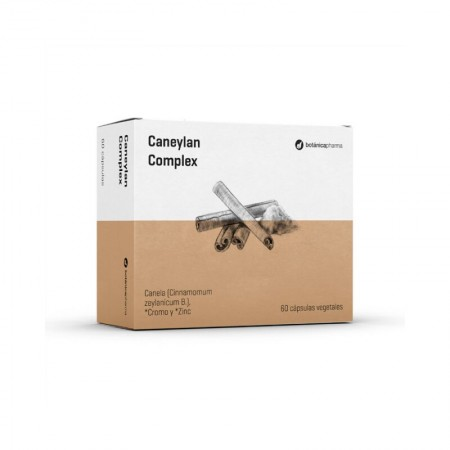 CANEYLAN COMPLEX BENSANA BOTANICAPHARMA 60 CAPS