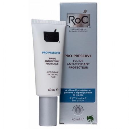 ROC PRO-PRESERVE FLUIDO PROTECTOR ANTIOXIDANTE 40 ML