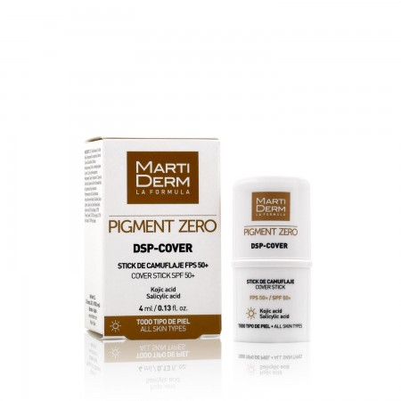 MARTIDERM DSP COVER FPS 50+ STICK 4 ML