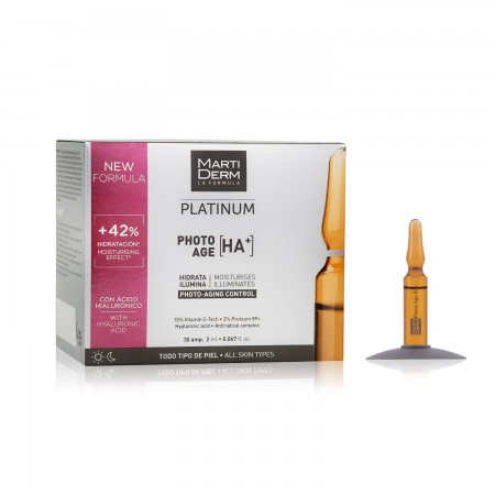MARTIDERM PHOTO AGE  HA+ 2 ML 30 AMP
