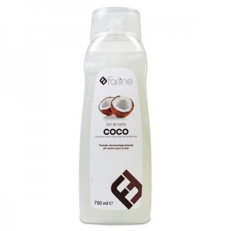 FARLINE GEL DE BAÑO COCO 750 ML