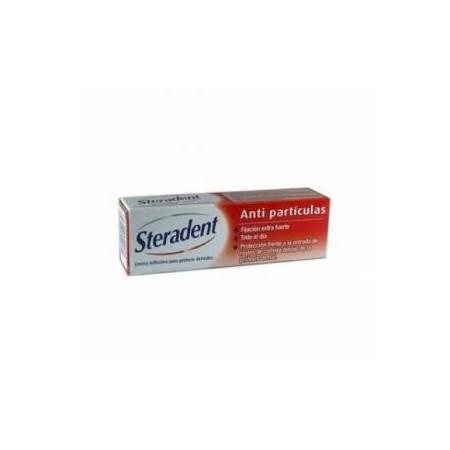 Steradent antipartículas fijador 40 g