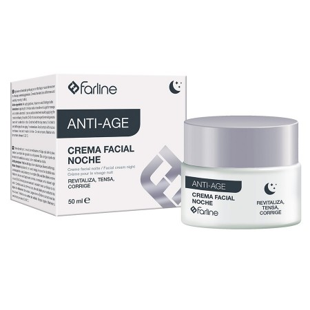 FARLINE CREMA FACIAL DE NOCHE PREMIUM 50 ML