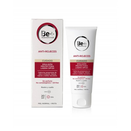 BE+ ANTI-ROJECES LIGERA SPF20 PIEL NORMAL/MIXTA 50 ML
