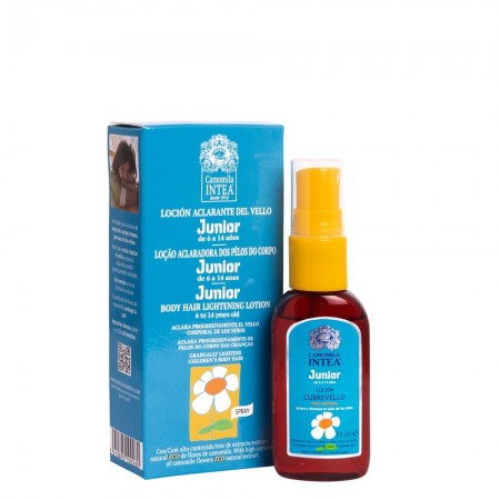 CAMOMILA INTEA CUBREVELLO JUNIOR 6-14 AÑOS SPRAY 50 ML