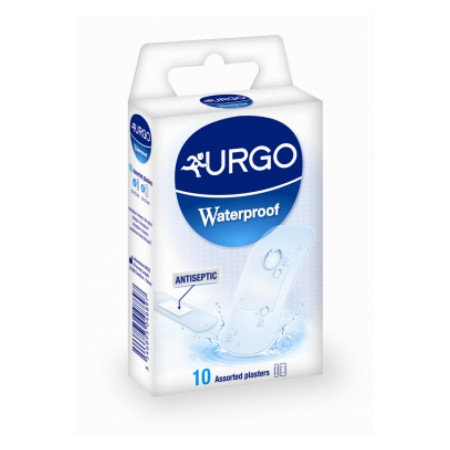 URGO Waterproof 10 apósitos