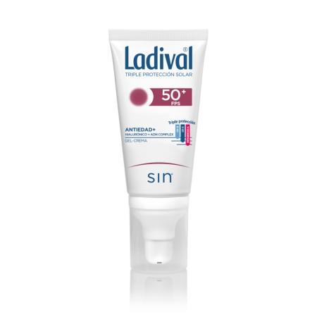 LADIVAL FACIAL ANTIEDAD+ SPF 50+  50 ML