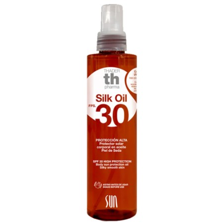 TH SUN FOTOPROTECTOR SILK OIL FPS30 200 ML