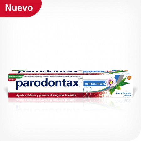 PARODONTAX HERBAL FRESH 75 ML
