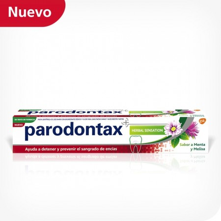 PARODONTAX HERBAL SENSATION 75 ML