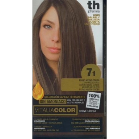 TH PHARMA VITALIA TINTE Nº 7.1