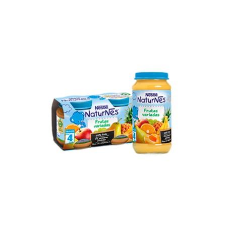 Nestlé Naturnes frutas variadas 250 g